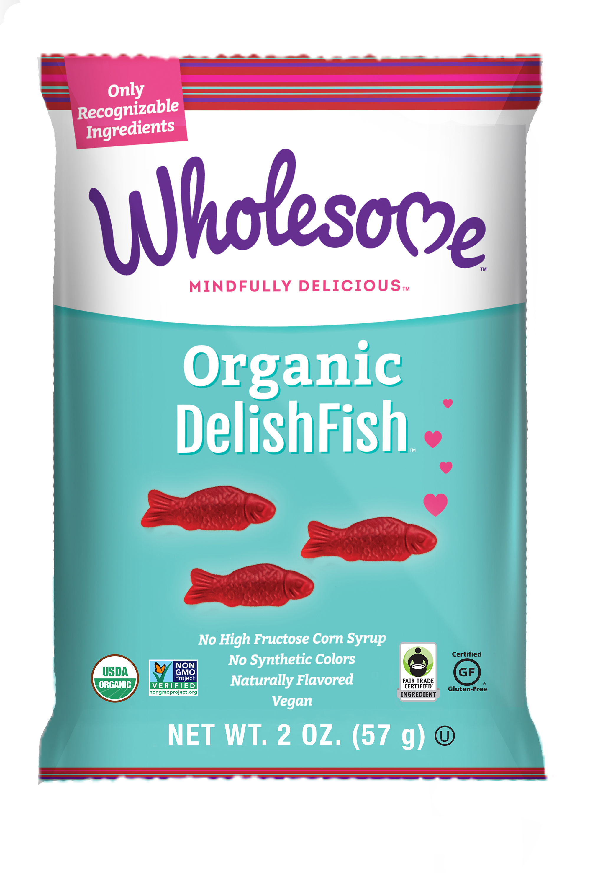 Wholesome: Organic DelishFish