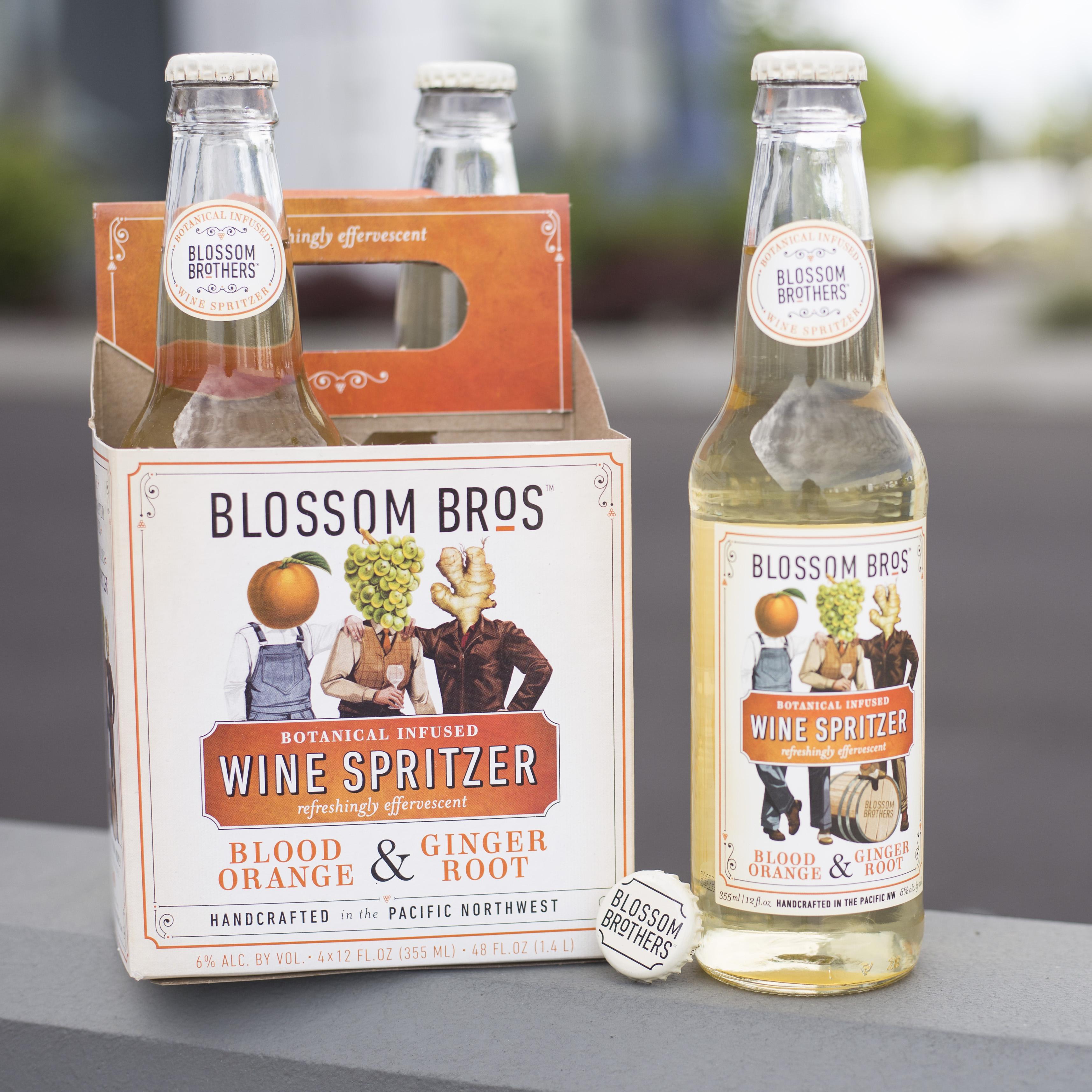 Blossom Brothers: Artisan Wine Spritzer