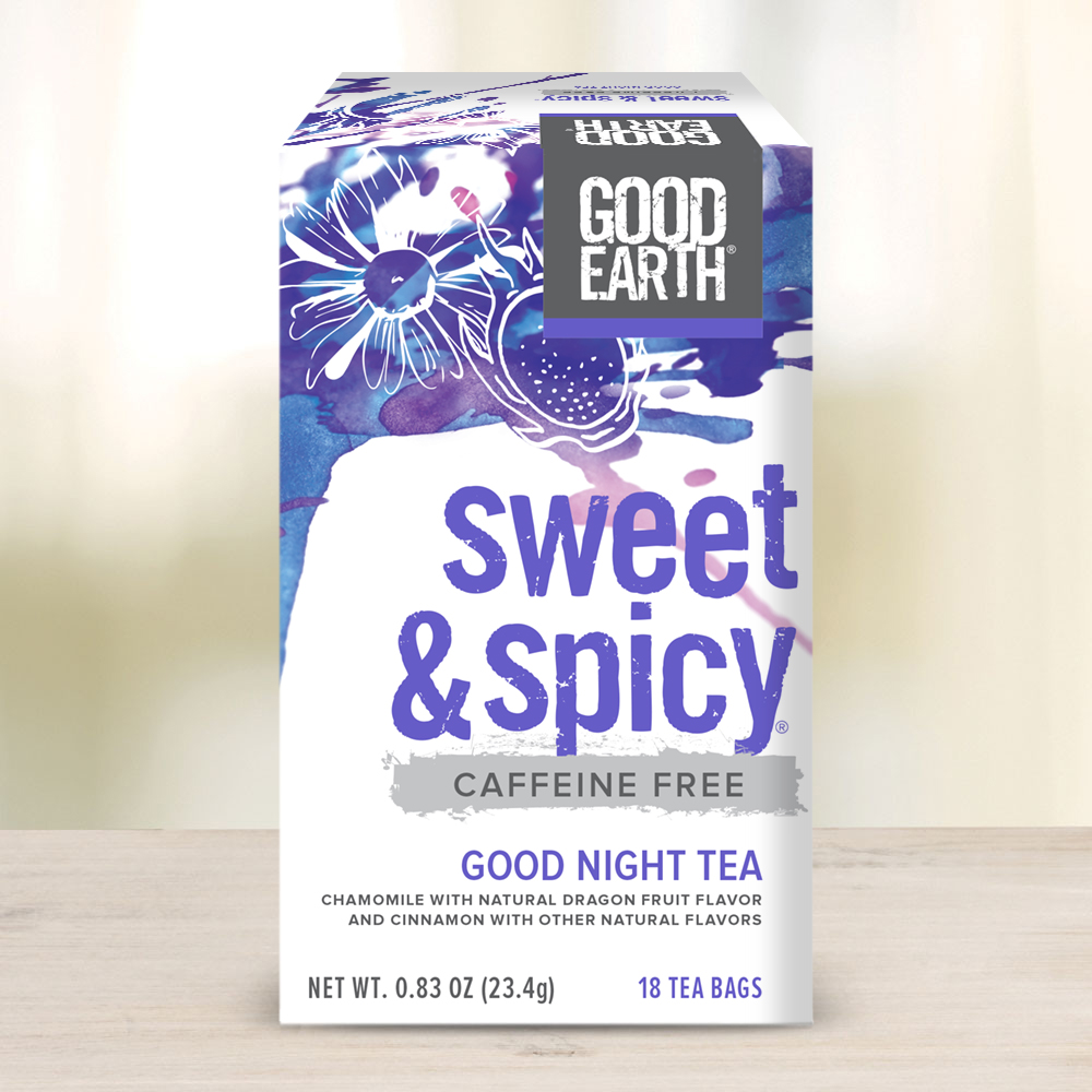 Good Earth: Sweet & Spicy Good Night Tea