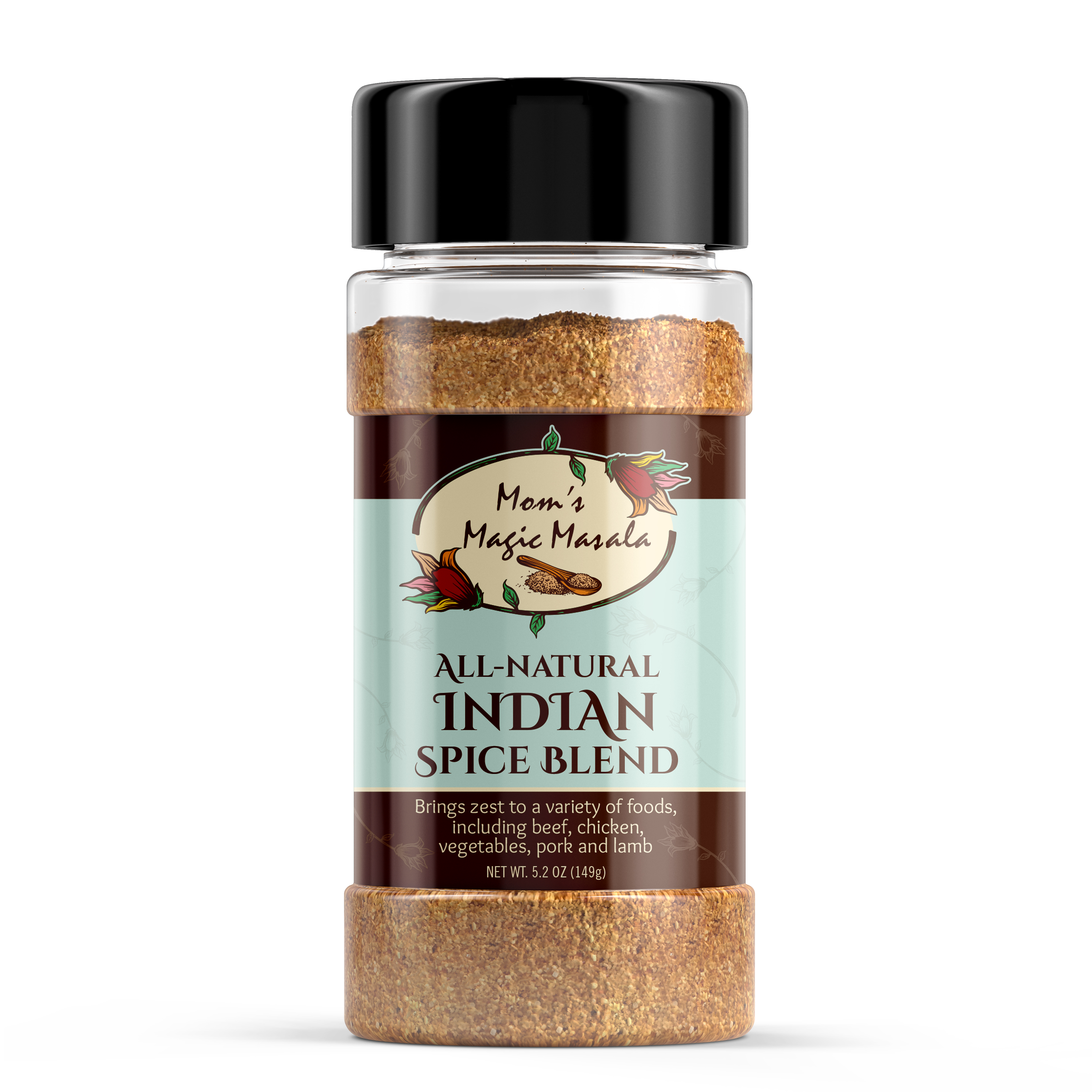 Mom's Magic Masala All-Natural Indian Spice Blend