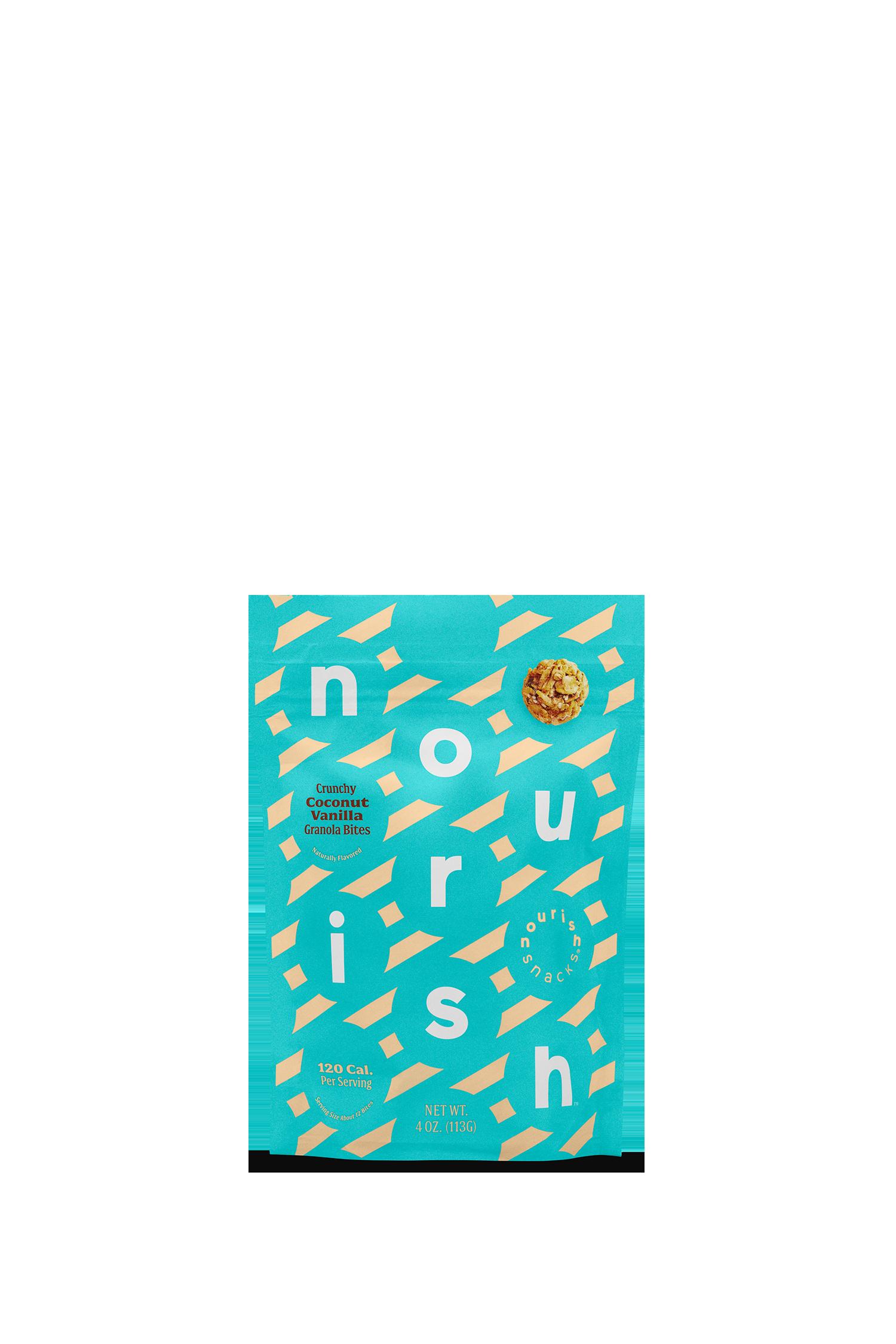 Nourish Snacks: Granola Bites