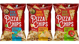 Napoli's Pizza Chips Parmesan & Romano
