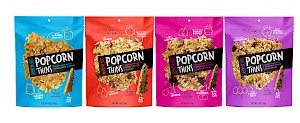 Brittle Me This! Popcorn Thins Cheddar Cheese & Caramel