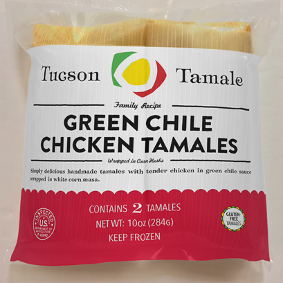 Tucson Tamale Green Chile Chicken