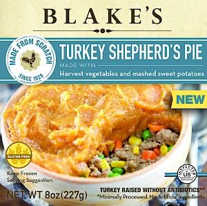 Blake's All Natural Foods Turkey Shepherd's Pie