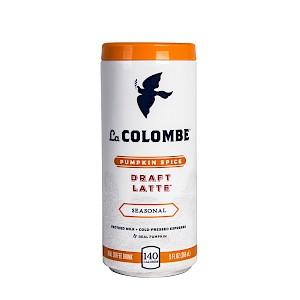 La Colombe Draft Latte Pumpkin Spice
