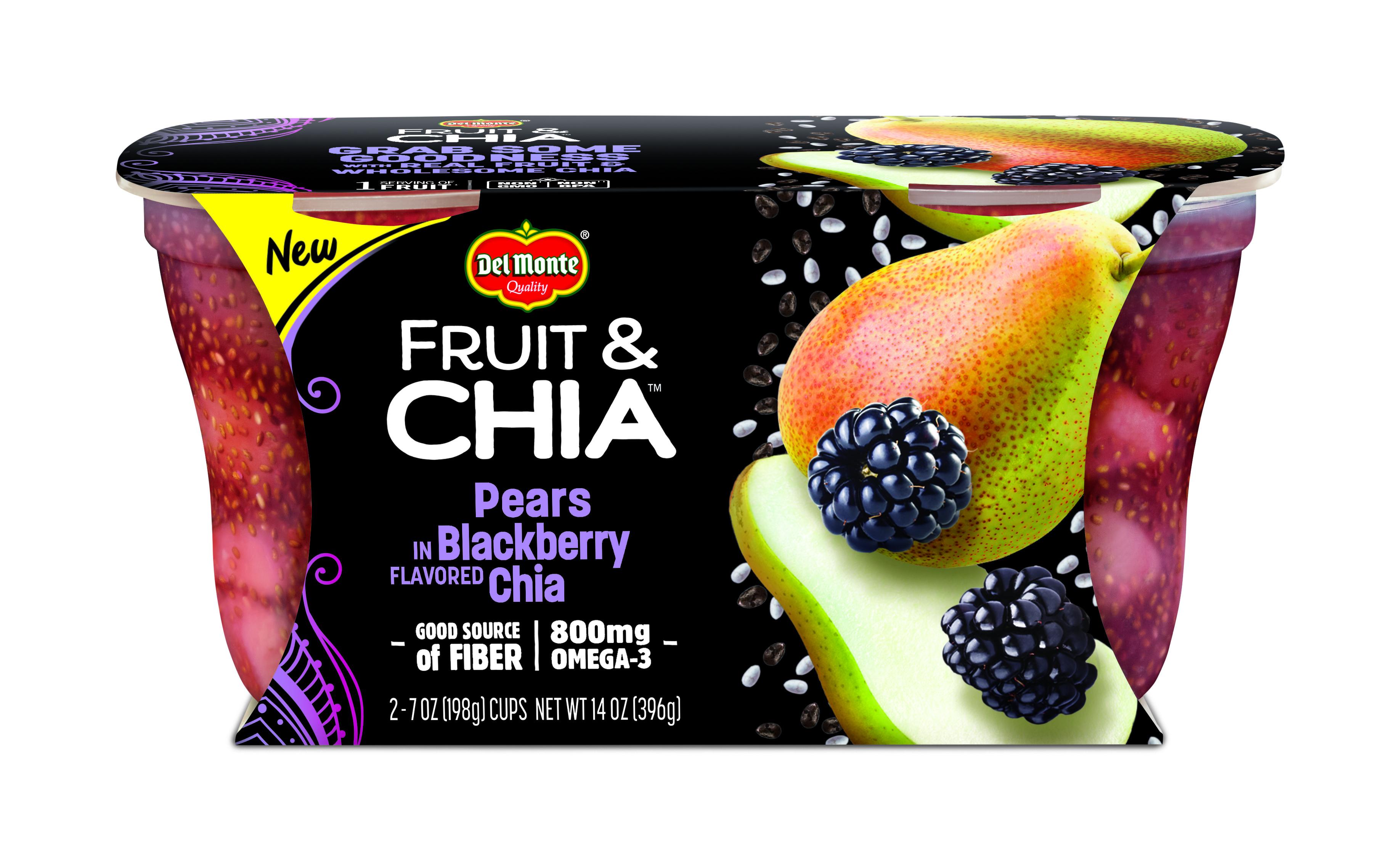 Del Monte: Fruit & Chia™