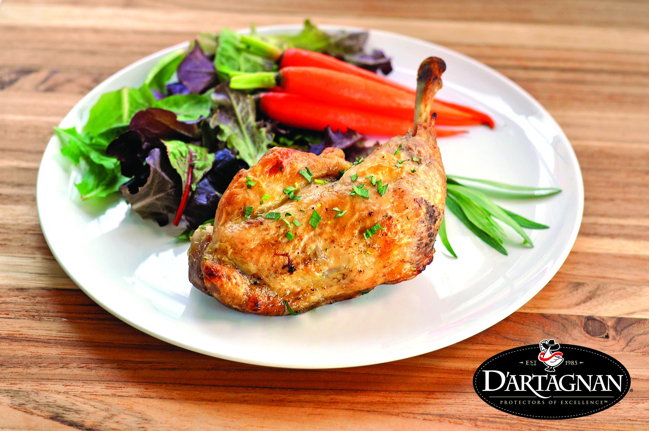 D'Artagnan: Chicken Leg Confit