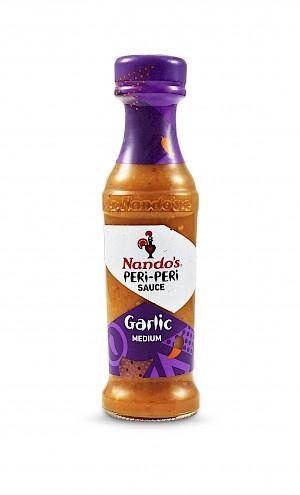 Nando's PERi-PERi Sauce Garlic