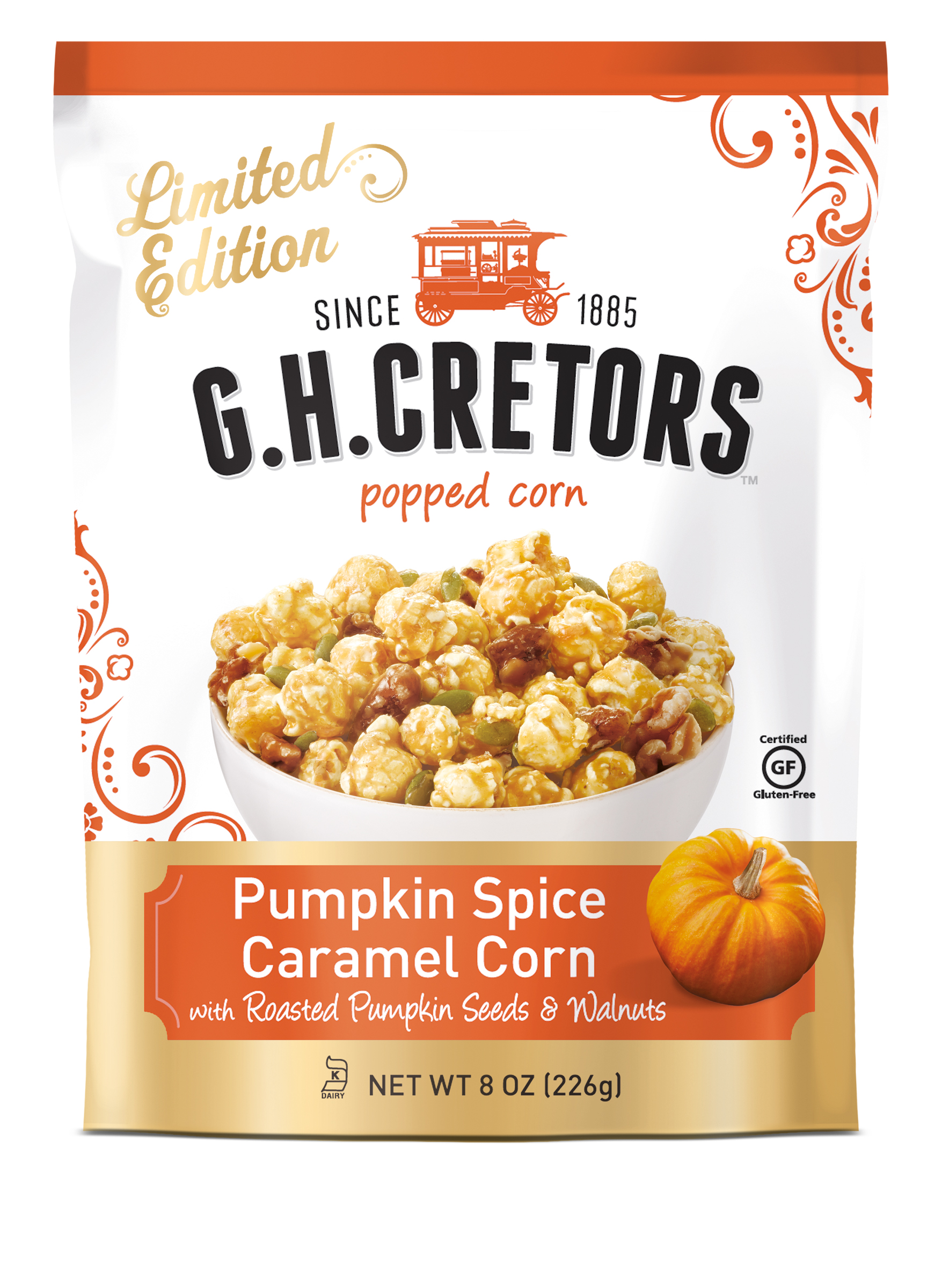 G.H. Cretors: Limited Edition Popped Corn
