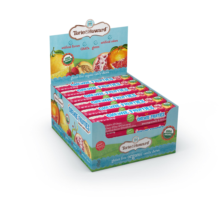 Torie & Howard: Organic Chewie Fruitie