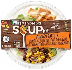 Ready Pac Foods Fresh Prep'd Soup Kit Chicken Tortilla