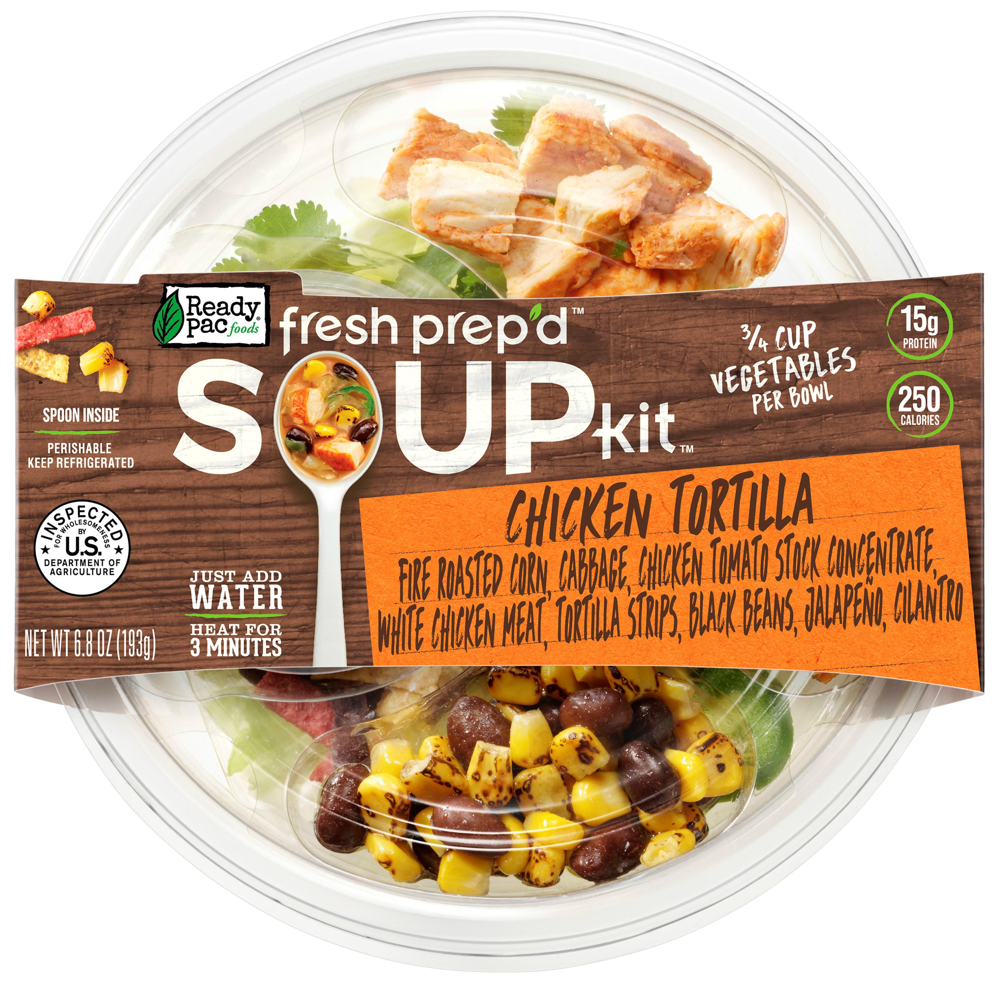 Ready Pac Foods: Fresh Prep'd Soup Kit