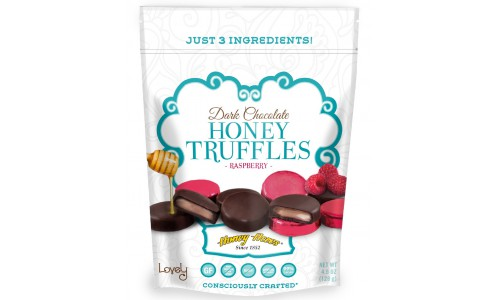 Lovely Candy & Honey Acres: Dark Chocolate Honey Truffles