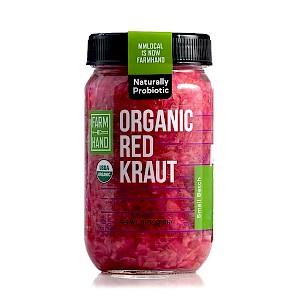 FarmHand Organics Organic Red Kraut