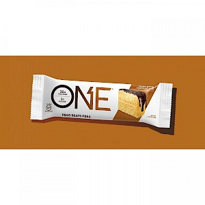 ONE Peanut Butter Chocolate Cake Flavored Protein Bar