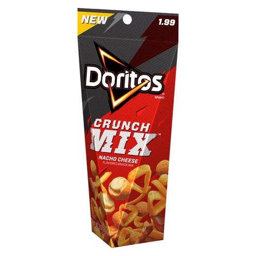 Doritos Crunch Mix Nacho Cheese