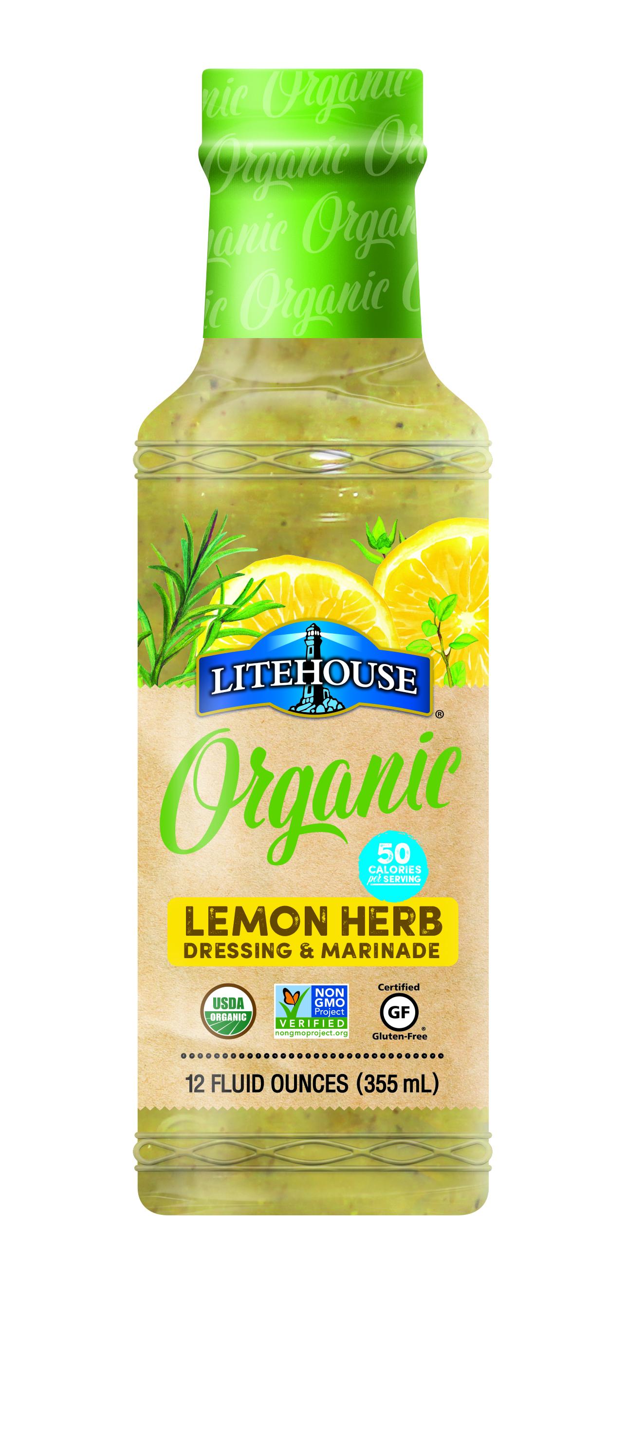 Litehouse: Organic Vinagrette
