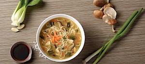 Blount Fine Foods Chicken Ramen Bowl