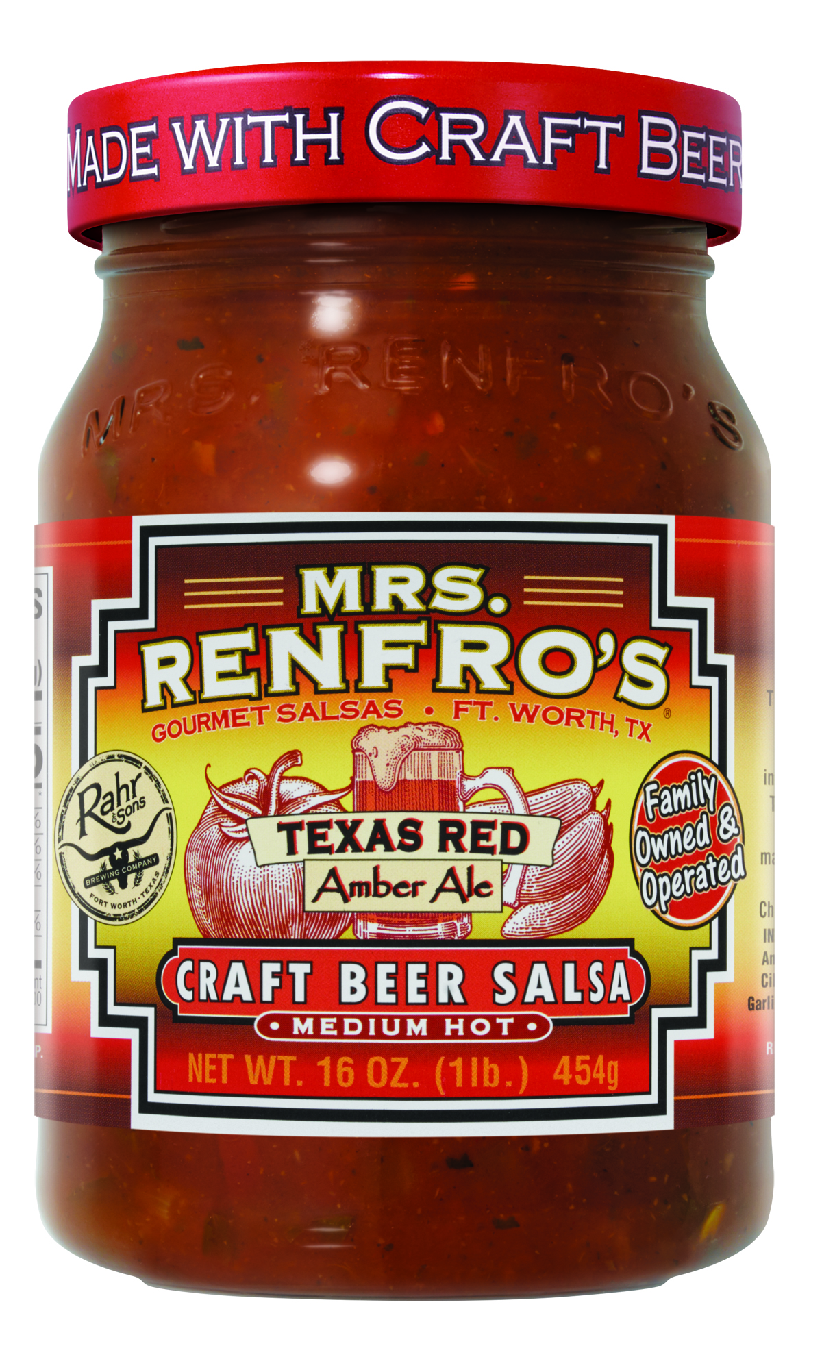 Mrs. Renfro's: Craft Beer Salsa