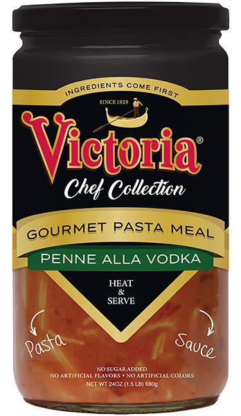 Victoria: Gourmet Pasta Meal