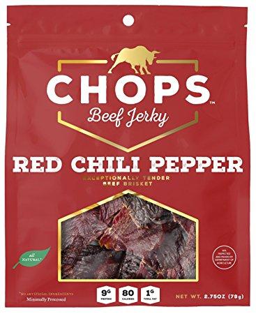Chops: Beef Jerky