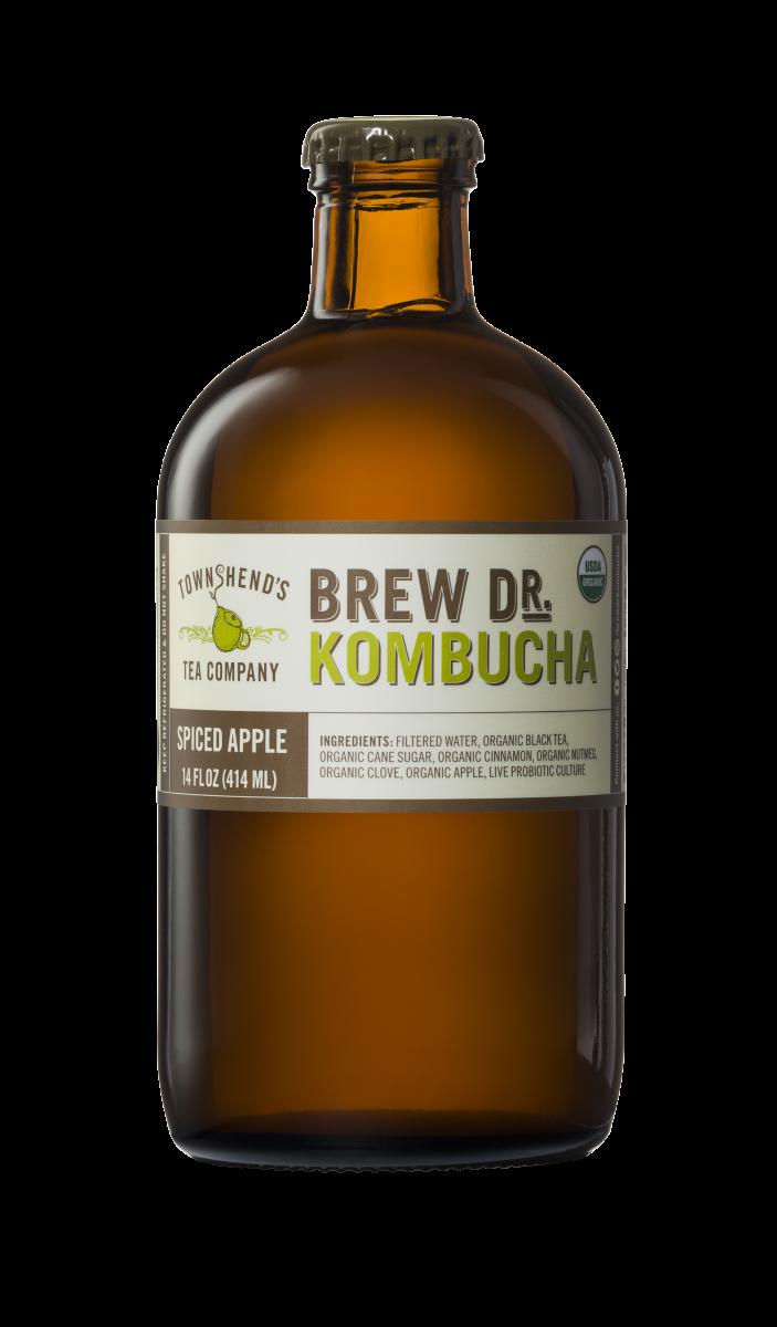 Townshend's Tea Company: Brew Dr. Kombucha