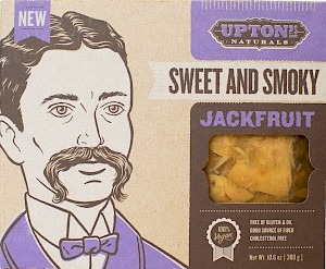 Upton's Naturals Jackfruit Sweet and Smoky