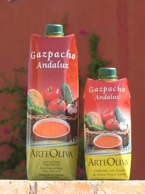 ArteOliva: Gazpacho