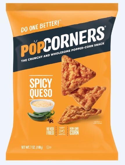 PopCorners: Popped Corn Snack