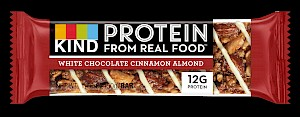 KIND Snacks Protein Bar White Chocolate Cinnamon Almond
