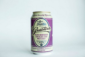 Braxton Brewing Co. Graeter's Black Raspberry Chocolate Chip Milk Stout