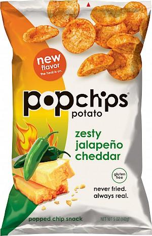popchips Zesty Jalapeno Cheddar