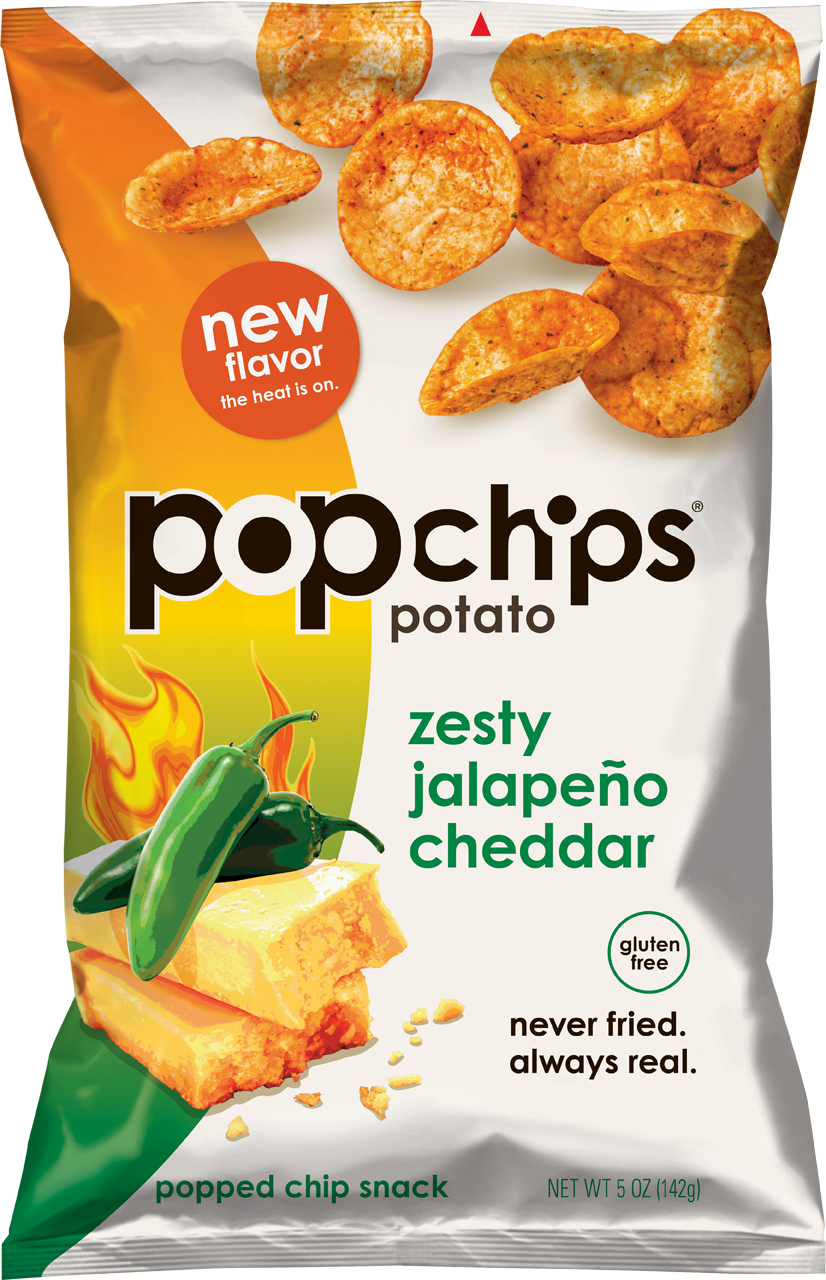 popchips: Zesty Jalapeno Cheddar