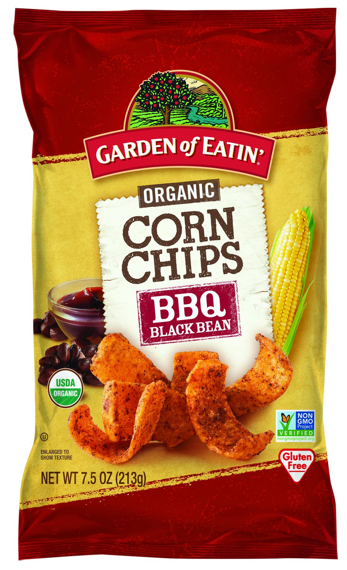 Garden of Eatin': Organic Corn Chips