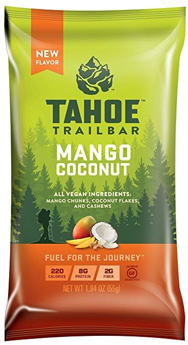Tahoe Trail Bar Mango Coconut