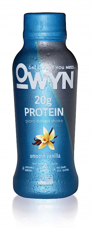 OWYN Plant Based Shake Smooth Vanilla
