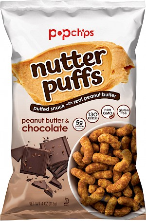 popchips nutter puffs peanut butter & chocolate