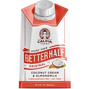Califia Farms Better Half Creamer Original