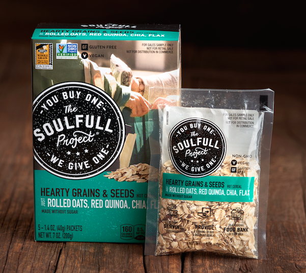 The Soulfull Project: Multigrain Hot Cereal