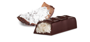 OCHO Organic Coconut Bar Covered In Dark Chocolate