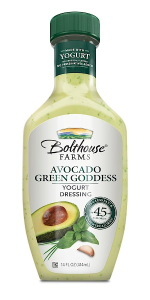 Bolthouse Farms Yogurt Dressing Avocado Green Goddess