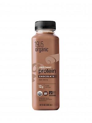 1915 Organic Almond Milk & Plant Protein Beverage Chocolate