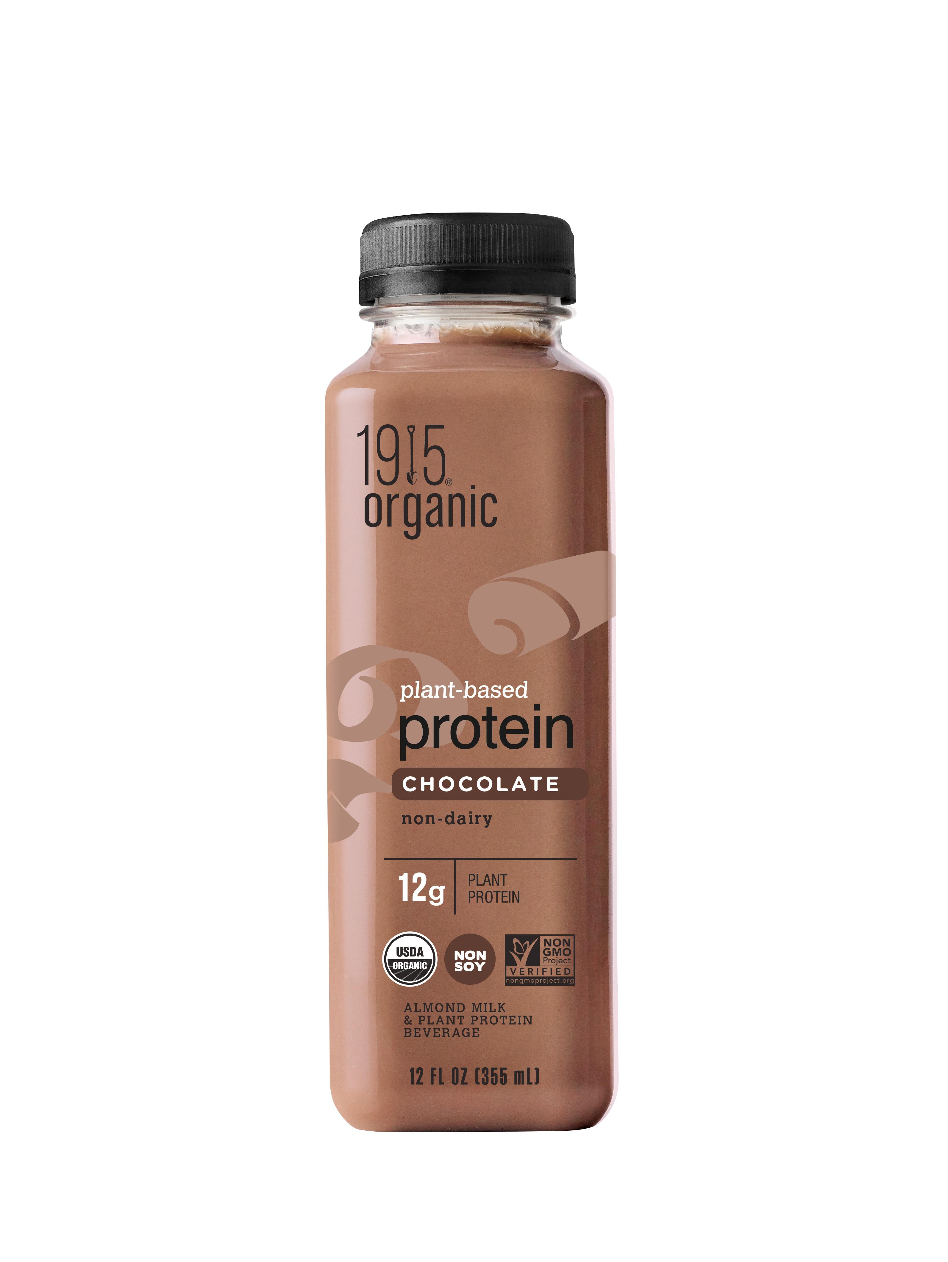 1915 Organic: Almond Milk & Plant Protein Beverage