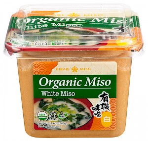 Hikari Miso Organic White Miso White Miso Paste