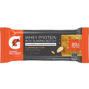 Gatorade Whey Protein Bar Almond Butter