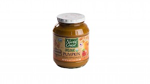 North Coast Organic Apple Sauce Pumpkin Spiced
