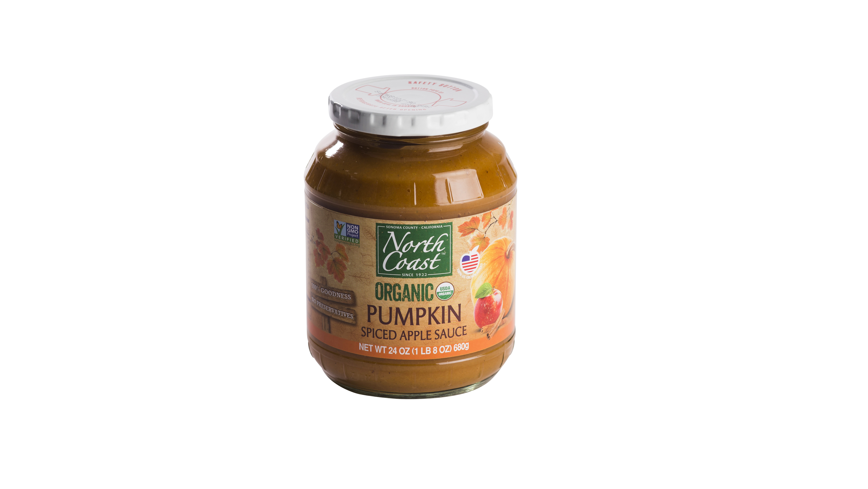 North Coast: Organic Apple Sauce