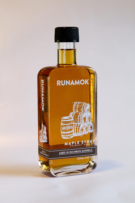 Runamok Maple Syrup Bourbon Barrel-Aged