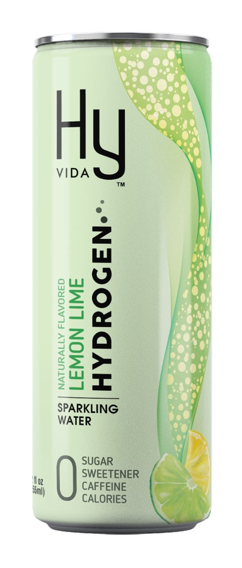 HyVIDA: Hydrogen Infused Sparkling Water